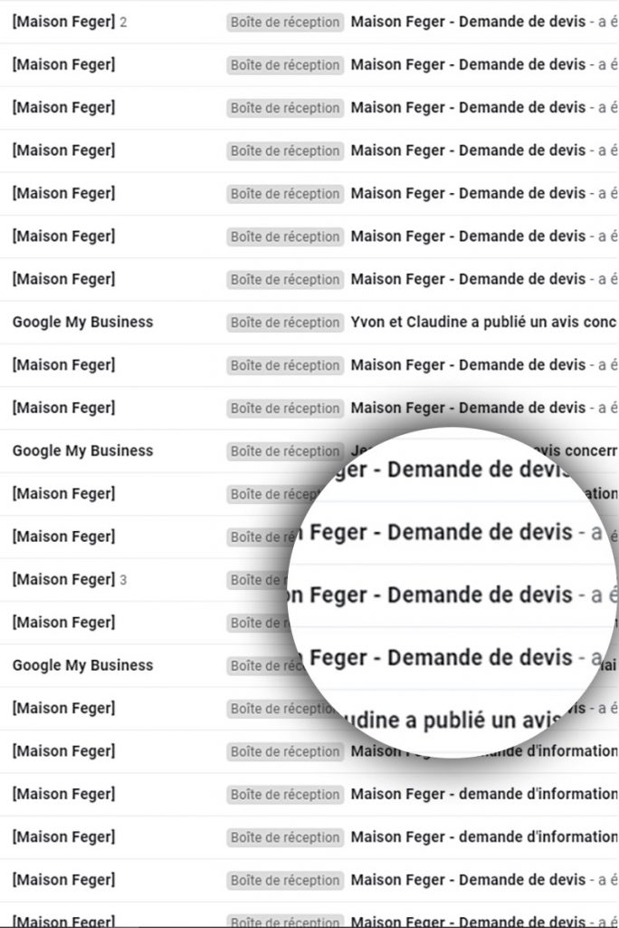 site internet demande de devis Guingamp