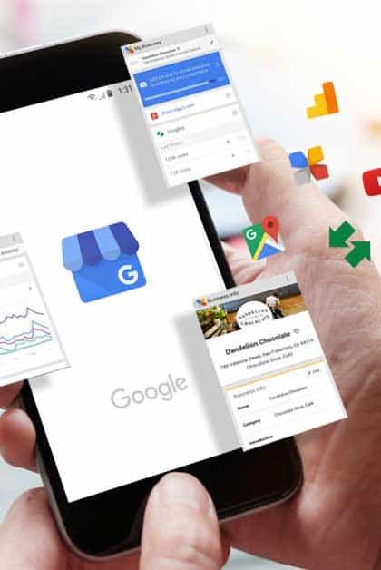 BreizhPress gère votre ficche Google My Business à Paimpol, Lannion, Morlaix, Landivisiau, Crozon