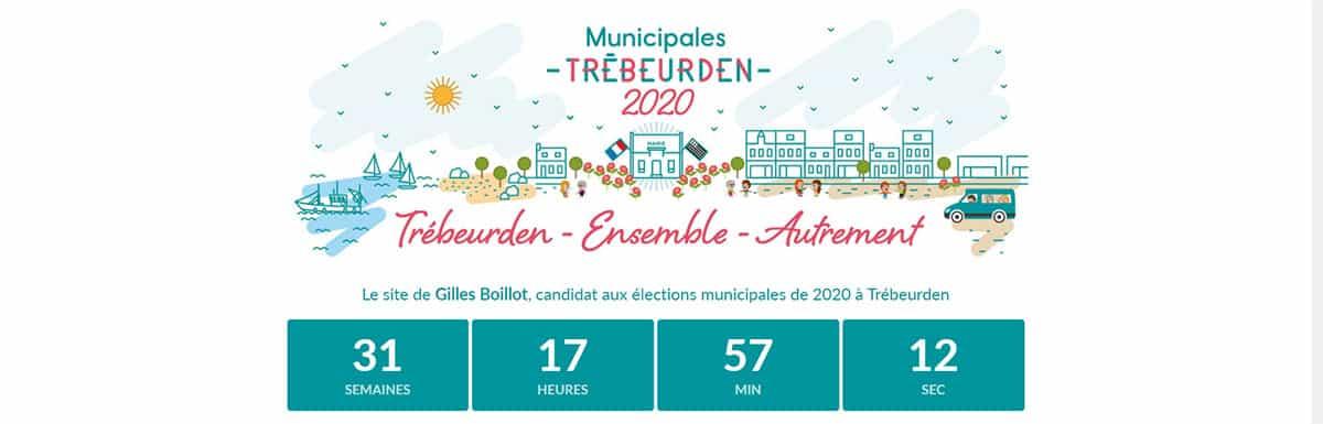 Trebeurden creation site internet BreizhPress
