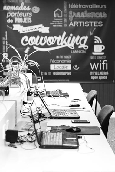 Co-working à Lannion